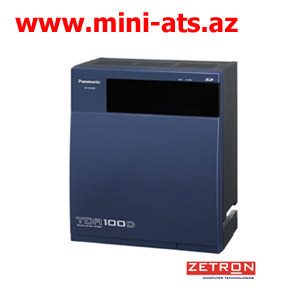 Mini ATS Panasonic KX-TDA100D